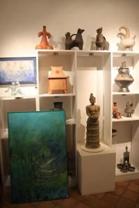 Kunstgalerie Guttenberger Schultz Teseguite Lanzarote